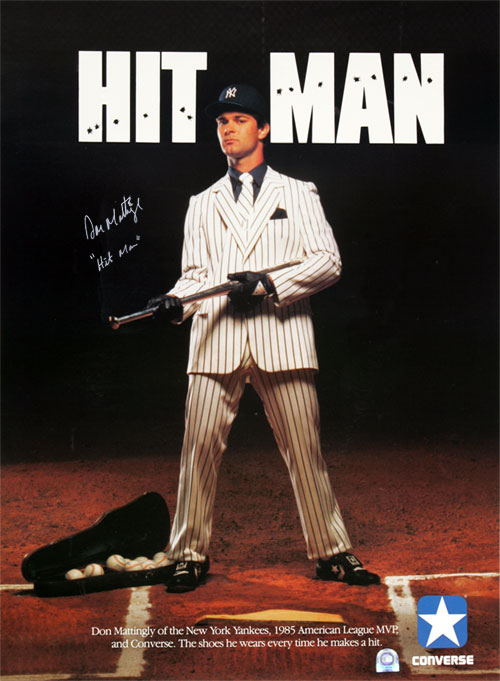 Don Mattingly - Hit Man
